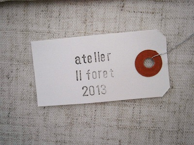 atelier li foret cloud clutch bag